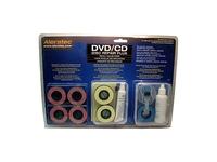 Aleratec DVD/CD Repair Plus Refill Value Pack