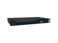 Tripp Lite 16-Port Rackmount KVM Switch Cat5 Matrix 2-User 1U TAA GSA