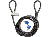 Codi Adjustable Loop Key Cable Lock