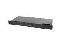 APC by Schneider Electric APC KVM 2G, Analog, 1 Local User, 8 ports