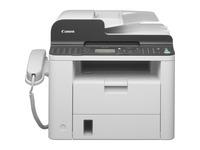 Canon FAXPHONE L190 Laser Multifunction Printer - Monochrome - White