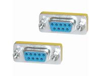 4XEM DB9 Serial 9-Pin Female To Female Adapter