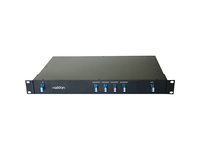 AddOn 4 Channel DWDM OAD MUX 19inch Rack Mount with LC connector