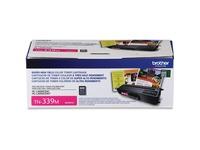 Brother Genuine TN339M Super High Yield Magenta Toner Cartridge