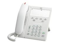 Cisco 6911 IP Phone - Refurbished - Wall Mountable - Arctic White