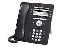 Avaya 9608G IP Phone - Desktop, Wall Mountable - Gray