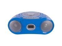 BLUETOOTH CD CASSETTE FM BOOMBOX