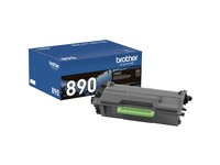 Brother Genuine TN890 Ultra High Yield Mono Laser Toner Cartridge