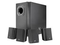 Bosch EVID EVID-S44 2-way Surface Mount, Wall Mountable Speaker - Black