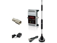 """Smoothtalker Stealth M2M X6 4G LTE Direct Connect Booster Kit With 2"""" Mag. Antenna"""
