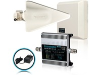 Smoothtalker Stealth X6 72dB 4G LTE Extreme Power 6 Band Cellular Signal Booster Kit