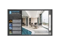 """NEC Display 40"""" Touch Integrated Large Screen Display"""