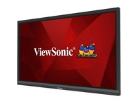"""Viewsonic IFP6550 65"""" 2160p 4K Interactive Display, 20-Point Touch, VGA, HDMI"""
