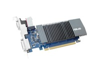 Asus NVIDIA GeForce GT 710 Graphic Card - 2 GB GDDR5 - Low-profile