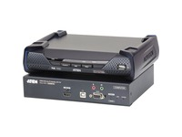 ATEN 4K HDMI Single Display KVM over IP Transmitter with PoE-TAA Compliant