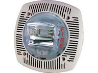 Bosch G-SSPK24WLPW Wall Speaker/Strobe 15-110cd 24V, White