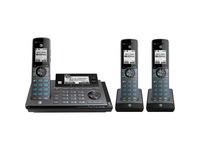 AT&T Connect to Cell CLP99387 Bluetooth/DECT 6.0 Cordless Phone - Metallic Blue