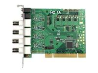 Advantech 4-ch H.264/MPEG-4 PCI Video Capture Card with SDK