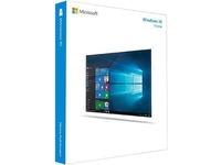 Microsoft Windows 10 Home 32/64-bit P2 - Box Pack - 1 License