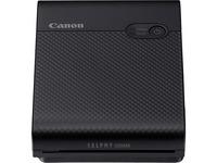 Canon SELPHY QX10 Dye Sublimation Printer - Color - Photo Print - Portable - Black