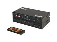 4x1 HDMI 2.0 4K 60Hz Switch with ARC & Audio Extractor