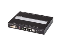ATEN 1-Local/Remote Share Access Single Port DVI KVM over IP Switch