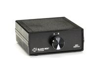Black Box DB9 Switches, (3) Female