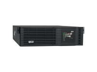 Tripp Lite UPS Smart Online 3000VA 2400W Rackmount 110V / 120V USB DB9 Oversize Batteries 3URM