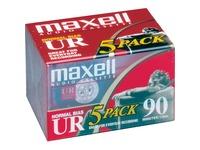 Maxell UR Type I Audio Cassette