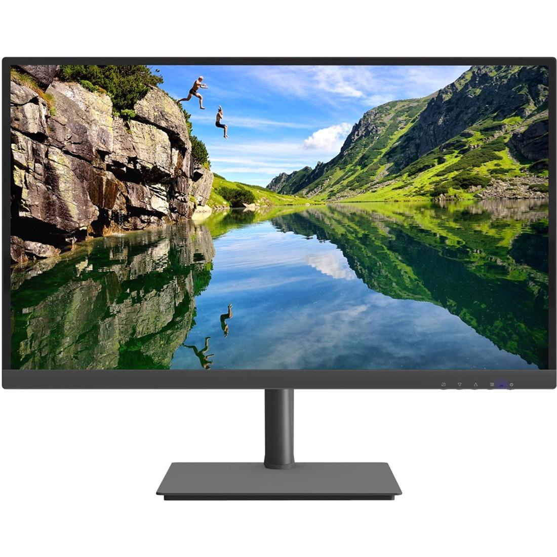 "Planar PXN2480MW 23.8"" Full HD LCD Monitor - 16:9 - Black_subImage_1"