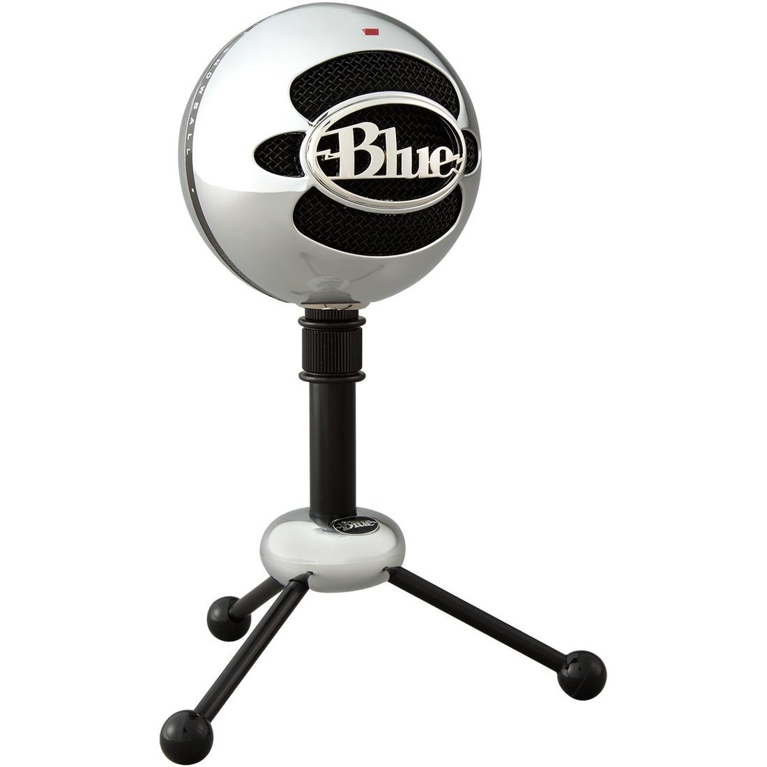 Blue Snowball Wired Condenser Microphone_subImage_1