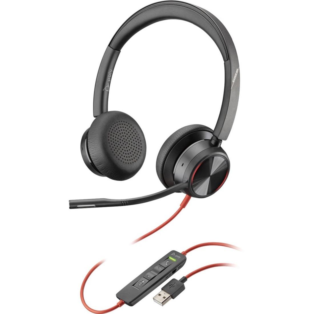 Plantronics Premium Corded UC Headset_subImage_1