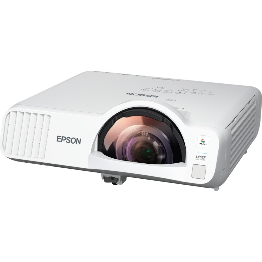 Epson PowerLite L200SX Short Throw 3LCD Projector - 4:3_subImage_1