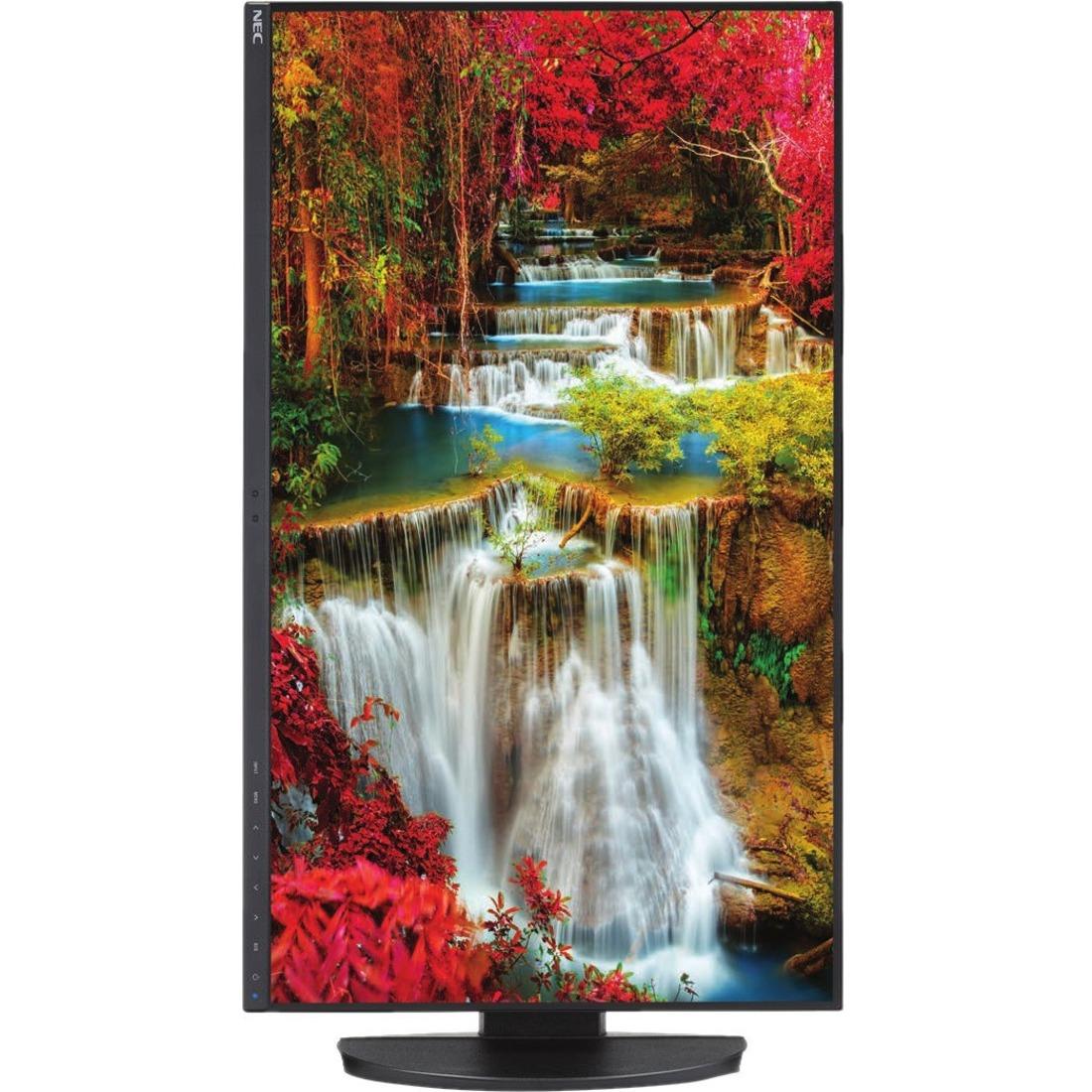 "NEC Display MultiSync EA272F-BK-SV 27"" Full HD WLED LCD Monitor - 16:9_subImage_1"