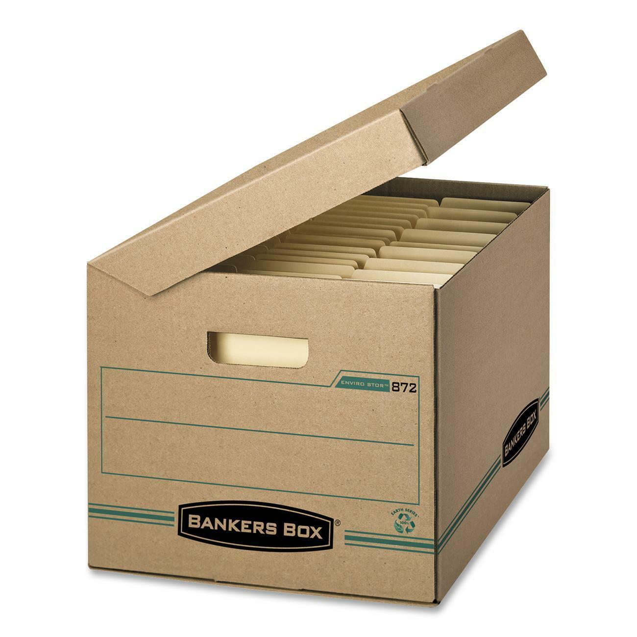 office file boxes.  Boxes Mediumduty Letterlegal Storage Box Features A Fliptop Lid To Ensure You  Never Misplace The Lid Stackable Design Stacks Up Five Boxes High Throughout Office File Boxes