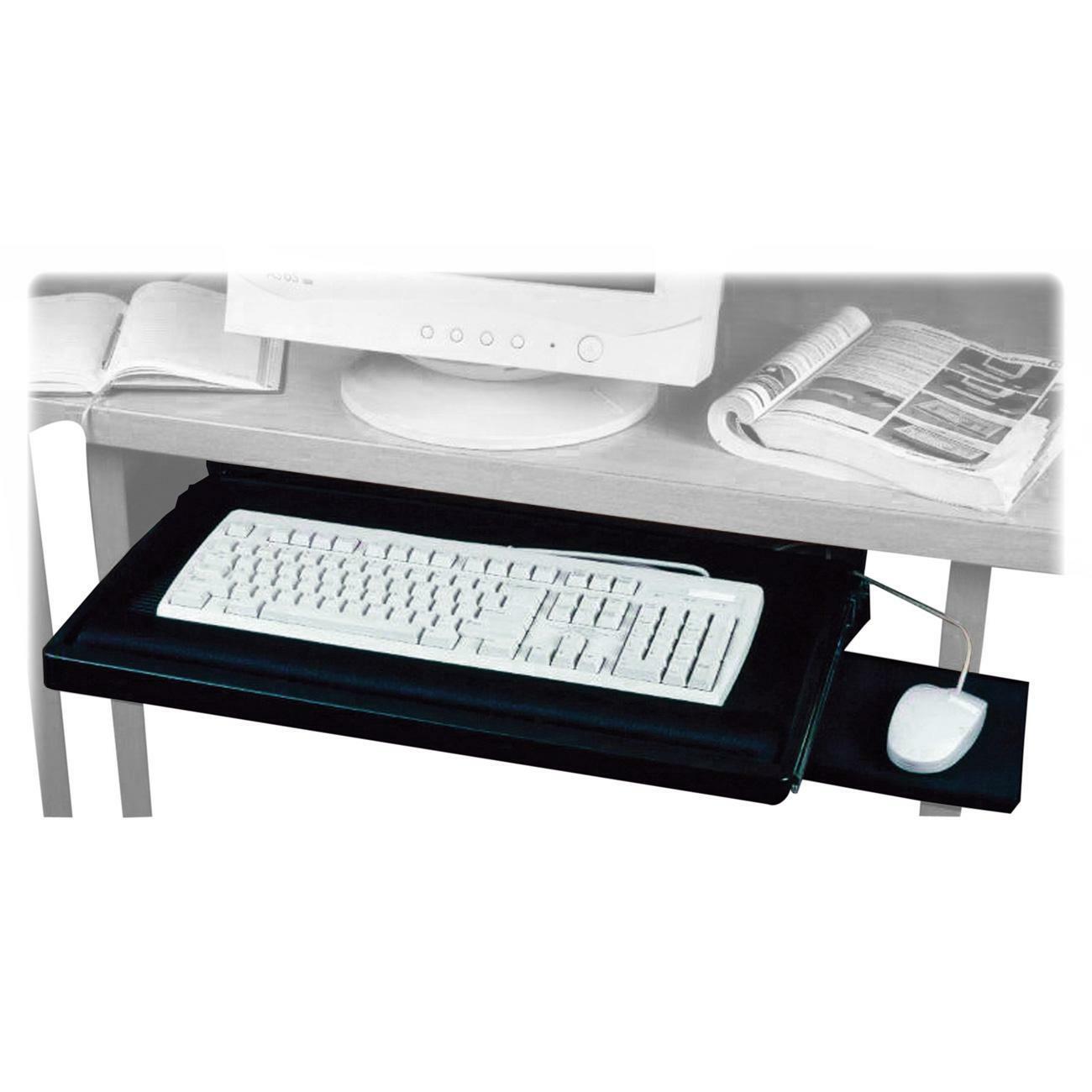 underdesk arm etrn drawer arms flex ergonomic main ergotron keyboard neo