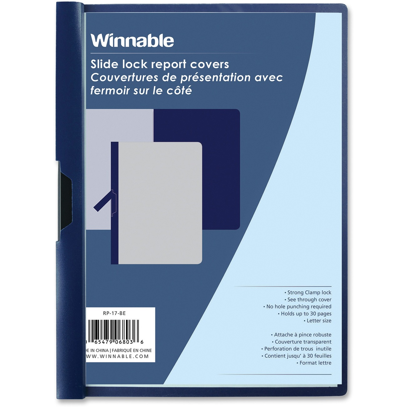 West coast office supplies office supplies filing supplies side lock report cover features strong clamp lock to secure documents and see through cover for customized title pages holds up to 30 pages with no hole madrichimfo Choice Image