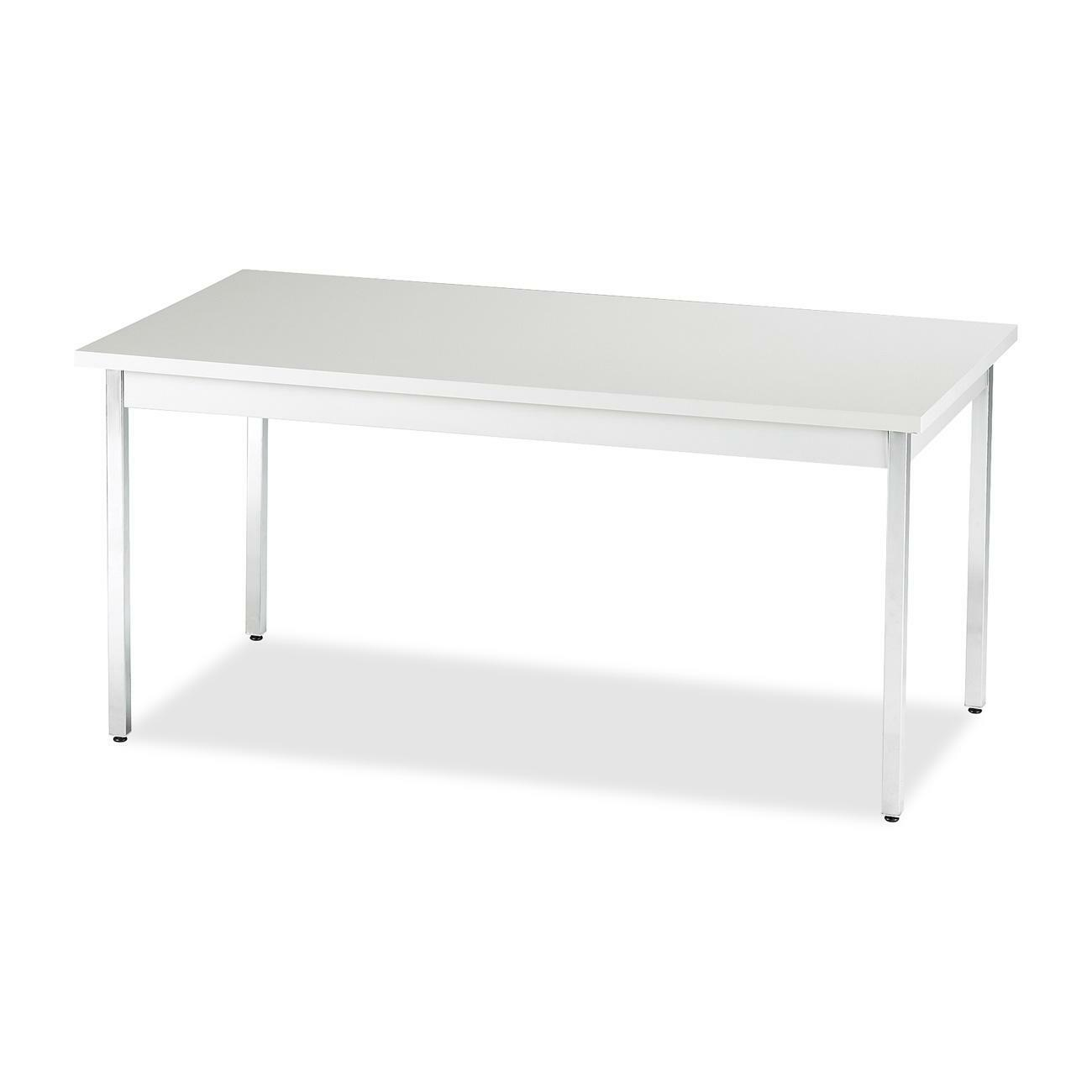 All Purpose Utility Table Has A Place In Every Work And Educational  Environment. Chrome Steel Legs And Square Edge Detail Are The Perfect  Complement For HON ...