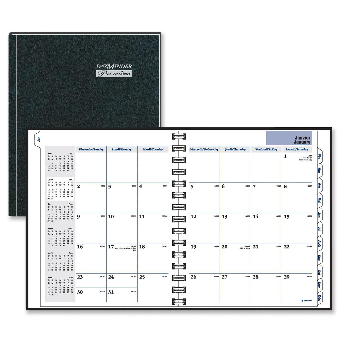 double month calendars