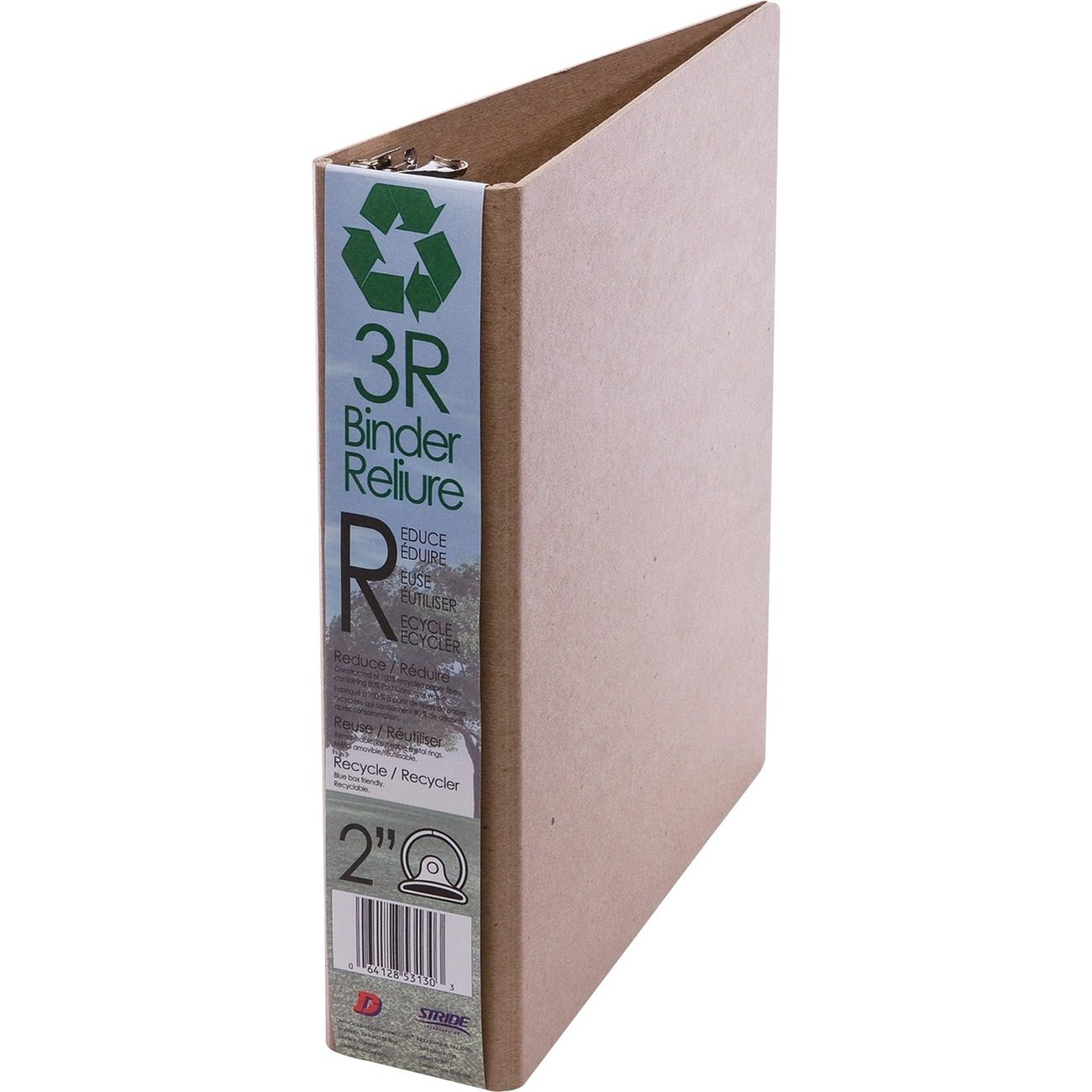 Three Rings Office Steampunk Threering Binder With Exposed Rivets Features Detachable Rings So You Can Easily Remove The Rings And Reuse Them In New Case Decoist Evergreen Stationers Ltd Office Supplies Binders
