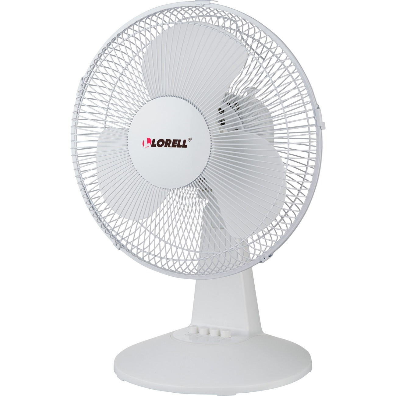 :: Climate Control :: Fans & Heaters :: Fans :: Lorell Desk Fan #B3181E