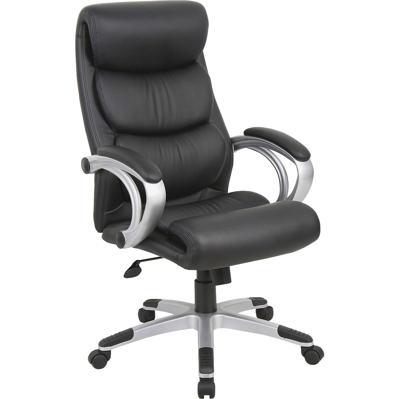 Basyx By HON, VL844 High Back Executive Chair   Leather Lorell ...