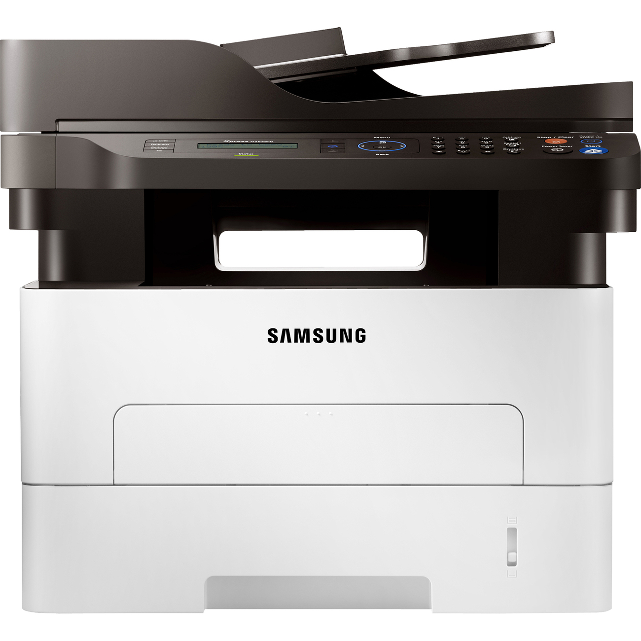 Samsung Xpress SL-M2875FD Laser Multifunction Printer - Monochrome - Plain Paper Print - Desktop