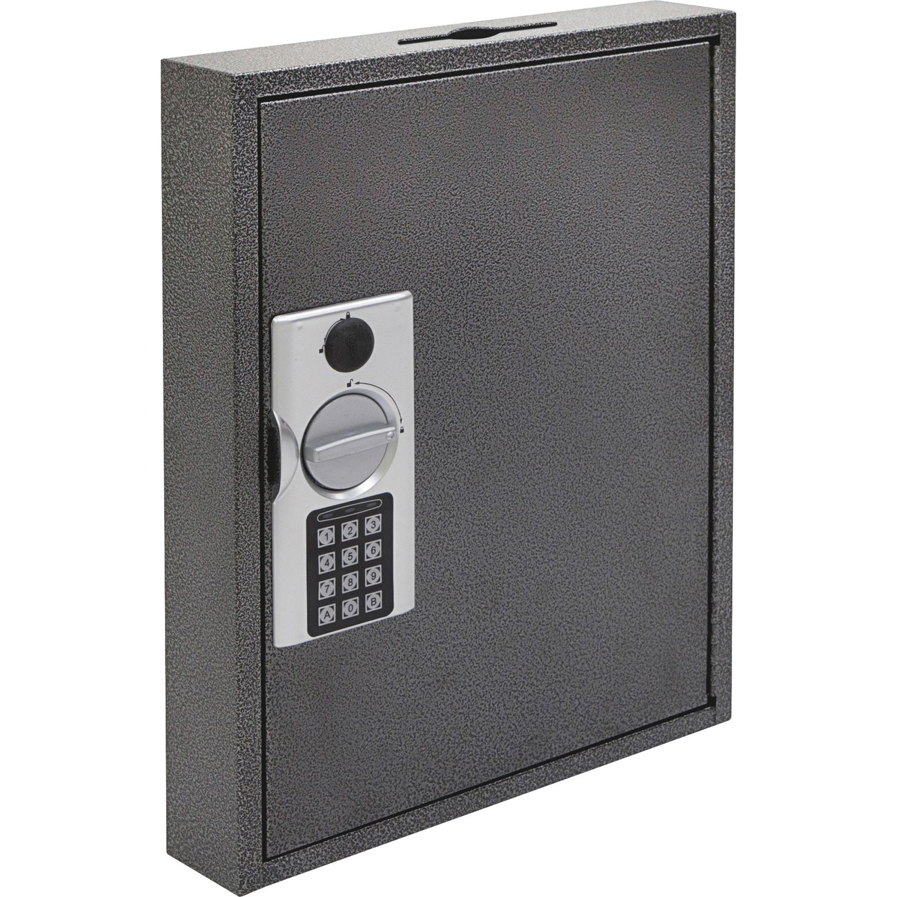 Key Cabinet With Electronic Locking Device Adds Higher Security To Protect Important Keys 60 Capacity Is Made Of Welded Heavy Gauge Steel