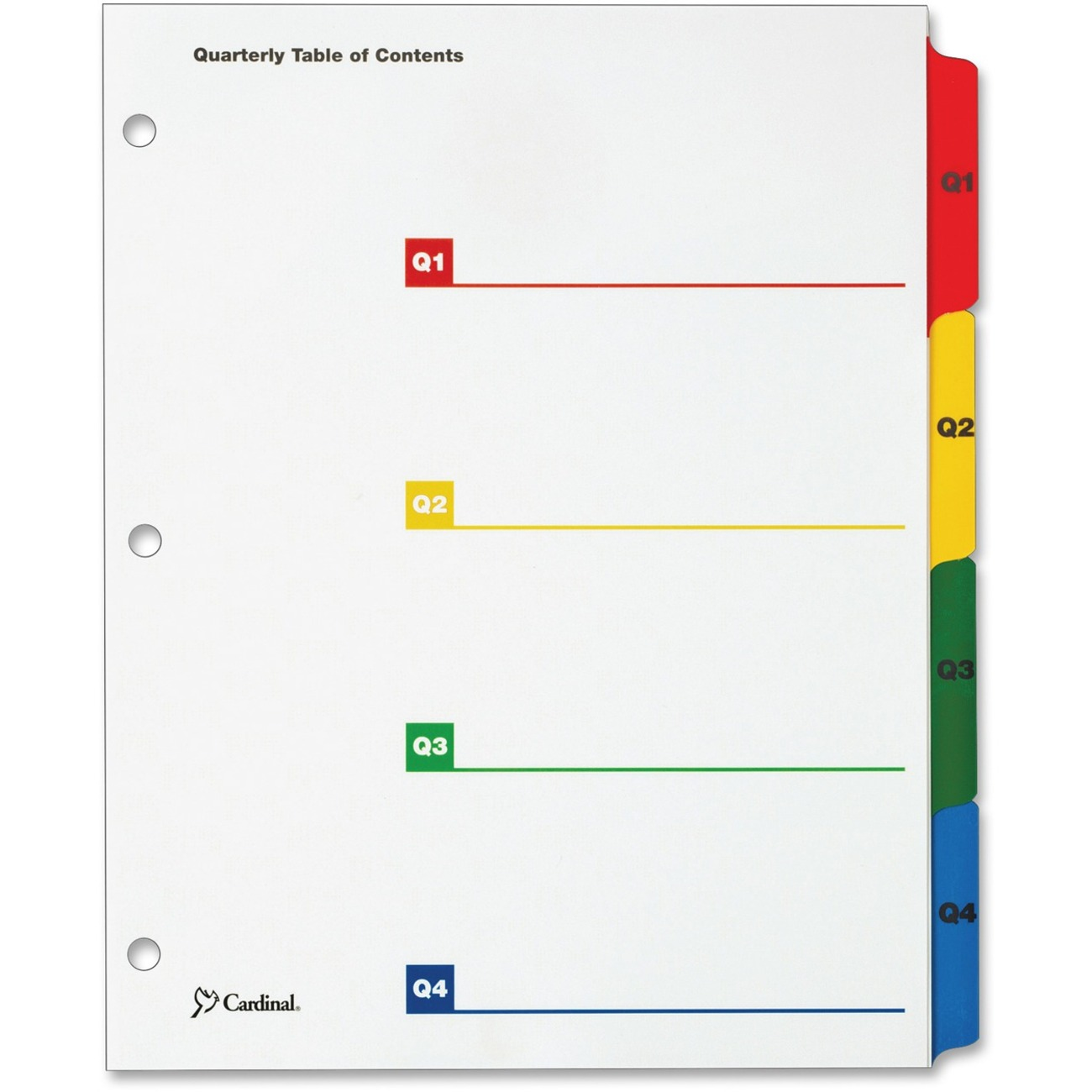 graphic about Printable Dividers for Binders named Kamloops Business Plans :: Office environment Elements :: Binders