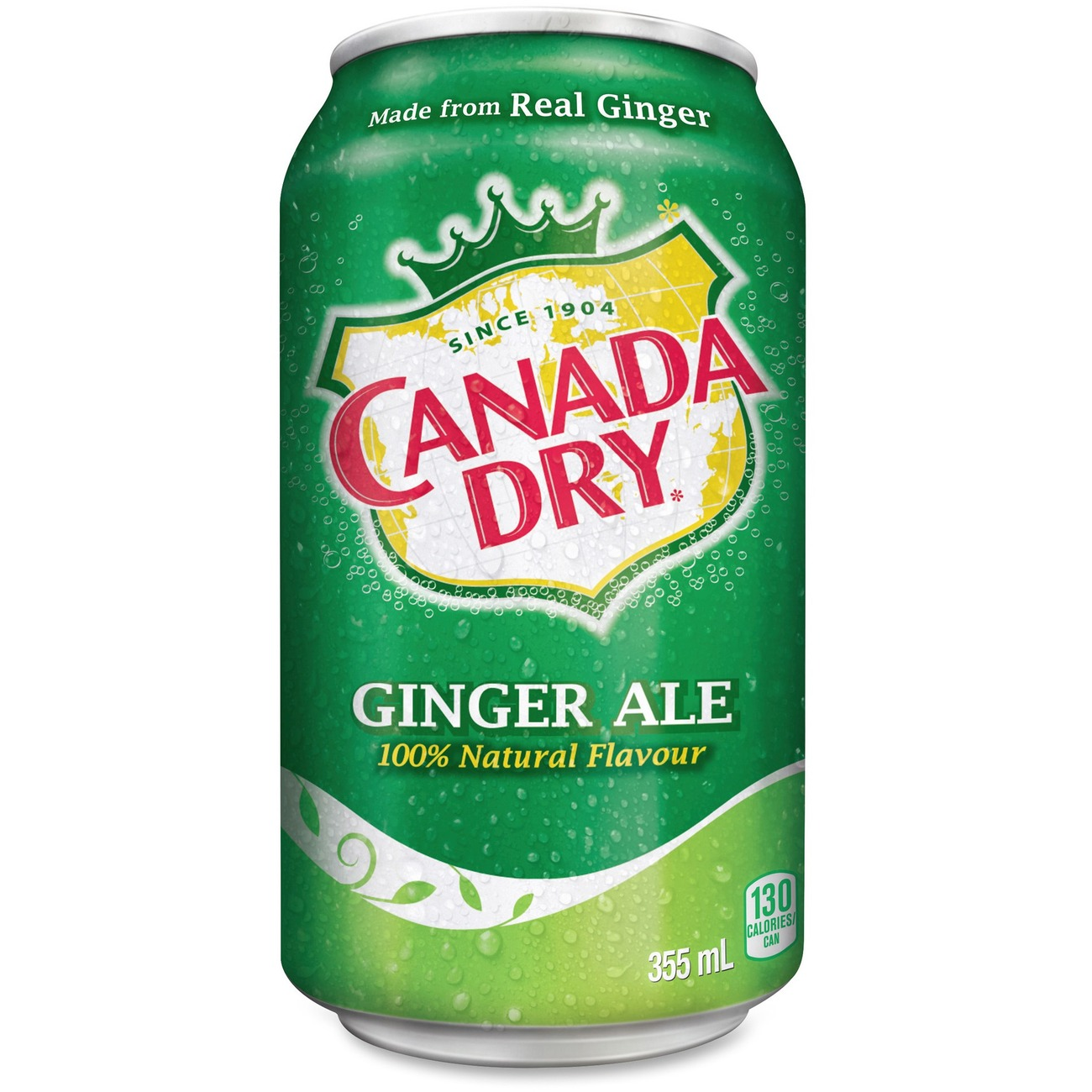 Canada Dry Ginger Ale for Pinterest