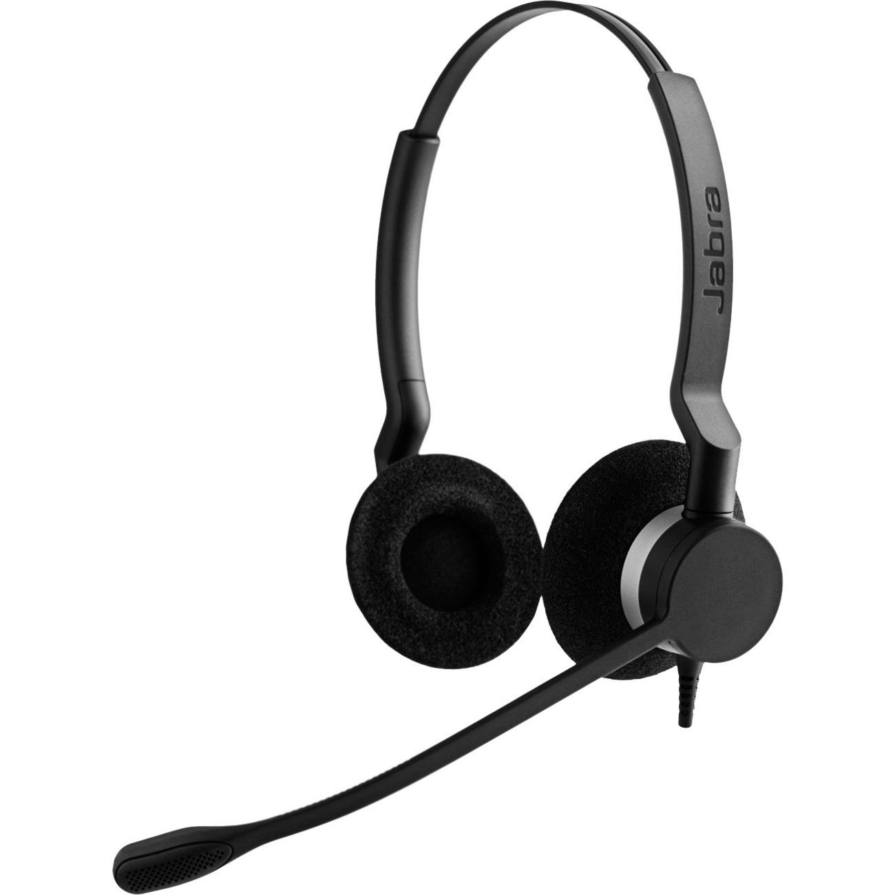 Jabra BIZ 2300 QD Headset_subImage_1