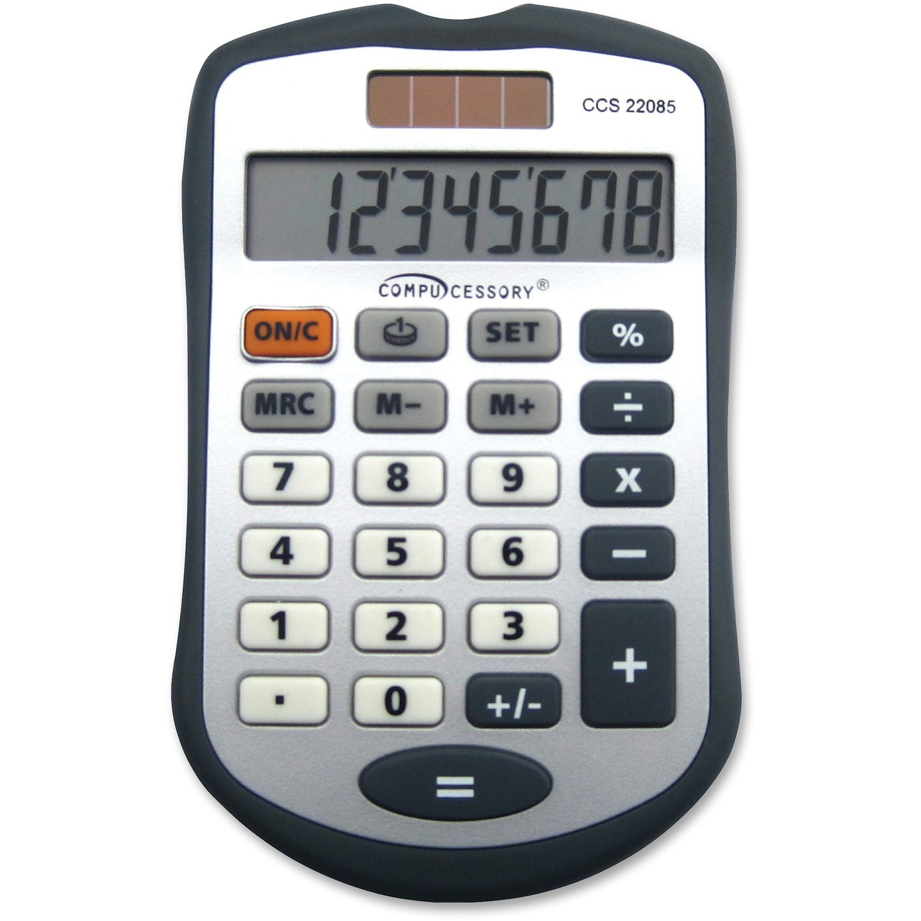 west coast office supplies technology office machines handheld calculator displays up to eight digits soft rubber keys allow you to accurately punch the correct numbers four function memory is great for