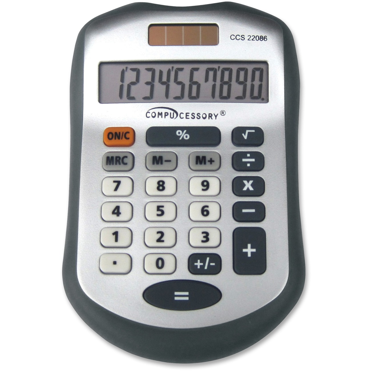 okanagan office systems technology office machines handheld calculator displays up to 10 digits soft rubber keys allow you to accurately punch the correct numbers four function memory is great for tedious