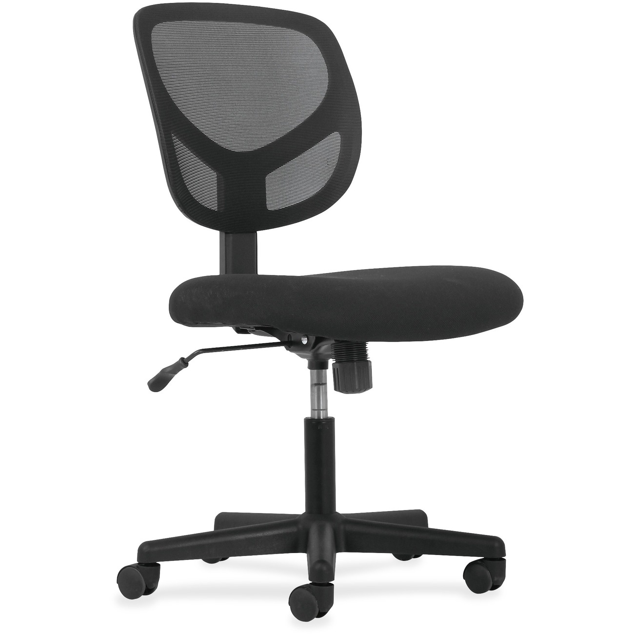 office chair controls. Mid-back Task Features A Breathable Mesh Back And Durable Sandwich On The Seat. It Also Offers Simple Intuitive Controls Such As Pneumatic Office Chair